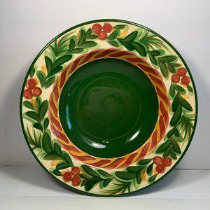 Southern Living Gail Pittman Christmas Soup Bowl
